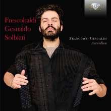 Francesco Gesualdi, Akkordeon, CD
