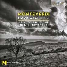 Claudio Monteverdi (1567-1643): Madrigali Libro 7, 2 CDs