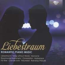 Misha Goldstein - Liebestraum (Romantische Klaviermusik), 2 CDs