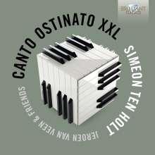 Simeon ten Holt (1923-2012): Canto Ostinato XXL, 4 CDs