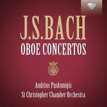 Johann Sebastian Bach (1685-1750): Oboenkonzerte BWV 1053 & 1056, CD