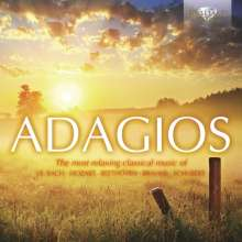 Adagios - The most relaxing classical music, 2 CDs