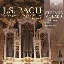 Johann Sebastian Bach (1685-1750): Sämtliche Orgelwerke Vol.4, 4 CDs