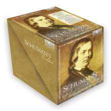 Robert Schumann (1810-1856): Schumann Edition (Brilliant Classics), 45 CDs