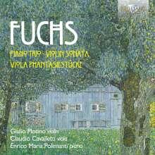 Robert Fuchs (1847-1927): Klaviertrio op.115, CD