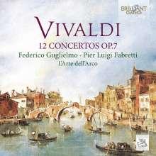 Antonio Vivaldi (1678-1741): Violinkonzerte RV 188,285a,294a,299,326,354,373,374, 2 CDs