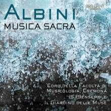 Giovanni Albini (geb. 1982): Musica Sacra, CD