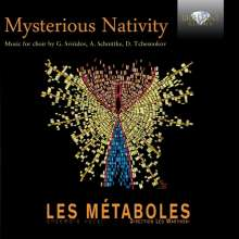 Les Metaboles - Mysterious Nativity, CD