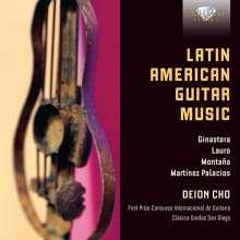 Dion Cho - Latin American Guitar Music, CD
