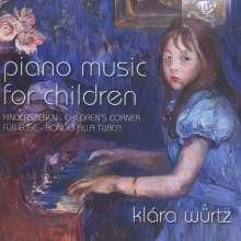 Klara Würtz - Piano Music for Children, CD
