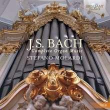 Johann Sebastian Bach (1685-1750): Sämtliche Orgelwerke, 15 CDs