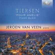"""Yann Tiersen (geb. 1970): Klavierwerke """"Pour Amelie"""", 2 CDs"""