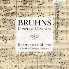 Nicolaus Bruhns (1665-1697): Sämtliche Kantaten, 2 CDs
