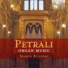 Vincenzo Antonio Petrali (1830-1889): Orgelwerke, 2 CDs