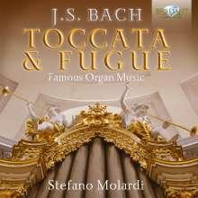 "Johann Sebastian Bach (1685-1750): Orgelwerke ""Toccata & Fugue"", 2 CDs"