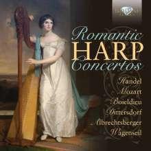 Romantic Harp Concertos, 2 CDs