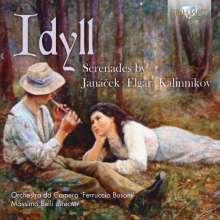 Wassilij Kalinnikoff (1866-1901): Serenade für Streicher, CD