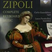 Domenico Zipoli (1688-1726): Sämtliche Werke für Tasteninstrumente, 2 CDs