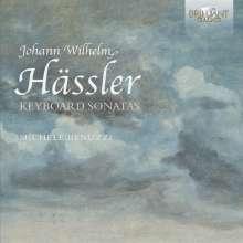 Johann Wilhelm Hässler (1747-1822): Sonaten für Tasteninstrumente, 4 CDs