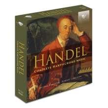 Georg Friedrich Händel (1685-1759): Sämtliche Cembalowerke, 8 CDs