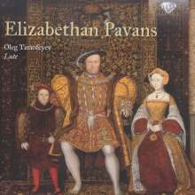 Oleg Timofeyev - Elizabethan Pavans, CD