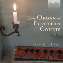 The Organ at European Courts, CD