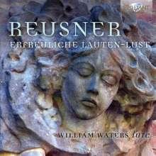 """Esaias Reusner der Jüngere (1636-1679): Lautensuiten """"Erfreuliche Lauten-Lust"""" 1697, 2 CDs"""