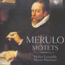 Claudio Merulo (1533-1604): Motetten, CD