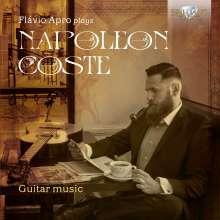 Napoleon Coste (1806-1883): Gitarrenwerke, CD