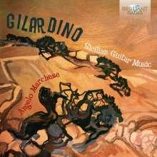 "Angelo Gilardino (geb. 1941): Gitarrenkonzert ""Concertino di Hykkara"", CD"