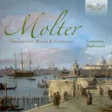 Johann Melchior Molter (1696-1765): Orchesterwerke & Kantaten, CD