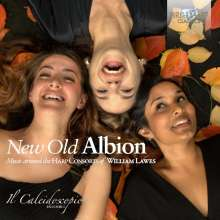 The New Old Albion, CD