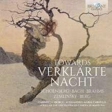 Towards Verklärte Nacht, CD