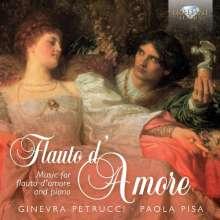 Ginevra Petrucci - Flauto d'Amore, CD