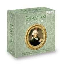 Joseph Haydn (1732-1809): Sämtliche Klavierwerke, 16 CDs