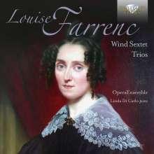 Louise Farrenc (1804-1875): Sextett für Klavier & Bläser op.40, 2 CDs