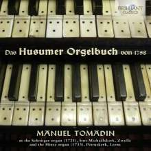 Manuel Tomadin - Das Husumer Orgelbuch von 1758, 2 CDs