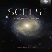 Giacinto Scelsi (1905-1988): Werke für Cello, CD