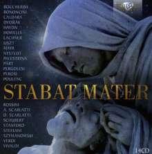 Stabat Mater, 14 CDs