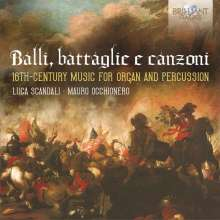 Balli, Battaglie e Canzoni, CD