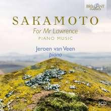 "Ryuichi Sakamoto (geb. 1952): Klavierwerke ""For Mr. Lawrence"", 5 CDs"