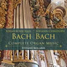 Johann Michael Bach (1648-1694): Sämtliche Orgelwerke, 3 CDs