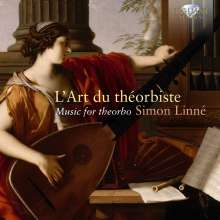 Simon Linne - L'Art du theorbiste, CD