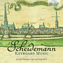 Heinrich Scheidemann (1596-1663): Orgelwerke und Werke für Cembalo & Virginal, 2 CDs