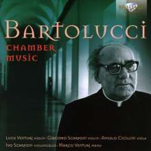 Domenico Bartolucci (1917-2013): Kammermusik, CD