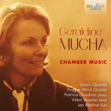 Geraldine Mucha (1917-2012): Kammermusik, CD