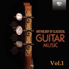 Anthology of Classical Guitar Music, 40 CDs