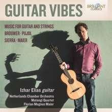 Izhar Elias - Guitar Vibes, CD