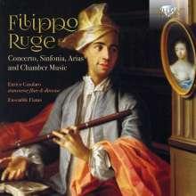 Konzert für Flöte & Streicher Nr.1, CD
