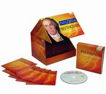 Ludwig van Beethoven (1770-1827): Ludwig van Beethoven - (Neue Brilliant-Edition), 85 CDs
